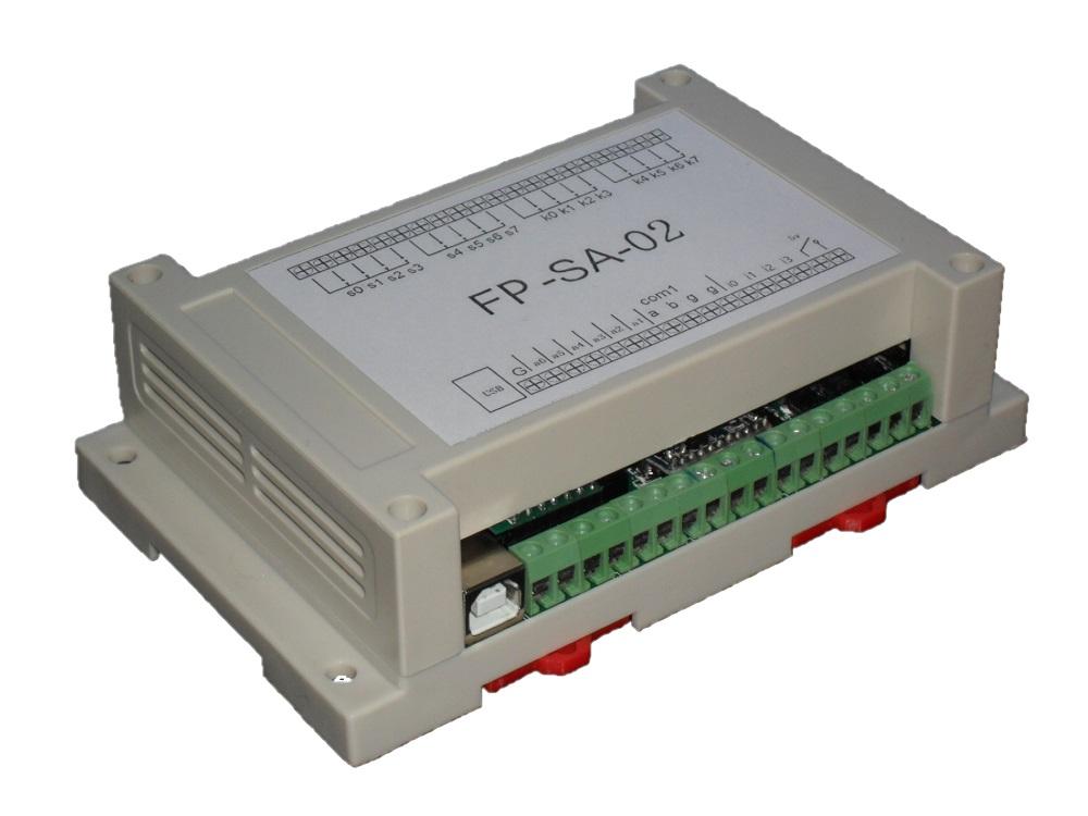 深圳富睿单片机开发控制板FP-SA-02
