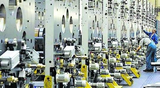 先进制造业增速加快 最高达22.4%