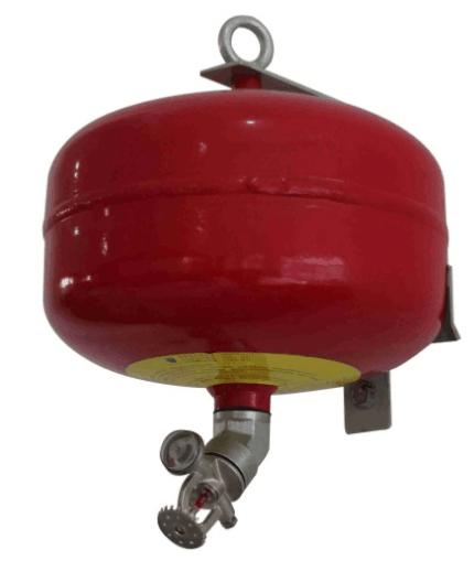 壁挂式自动灭火装置 自动灭火器 干粉灭火器