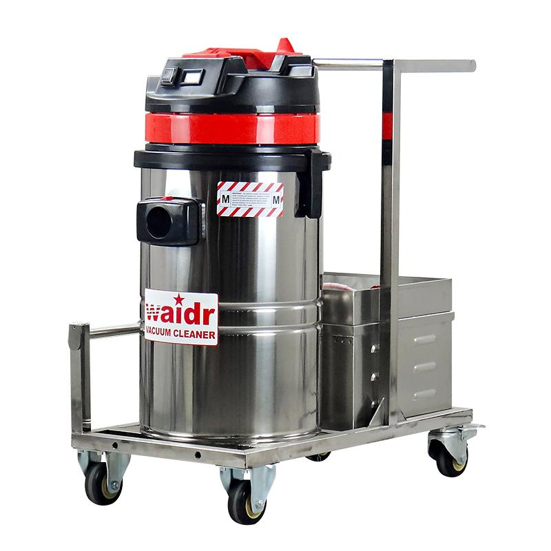 电瓶式推吸两用大功率吸尘器 WD-3070充电式吸尘机
