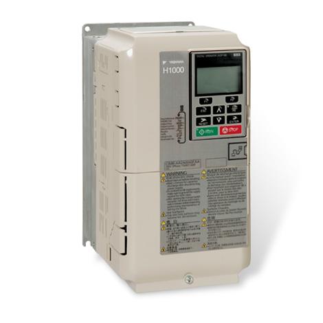 安川CIMR-HB4A0009FAA/FBC/FAC YASKAWA變頻器H1000 2.2KW