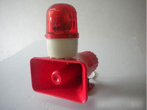 湖北YR-2L天车声光报警器生产厂家