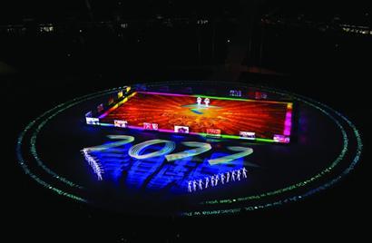人工智能机器人走入冬奥会