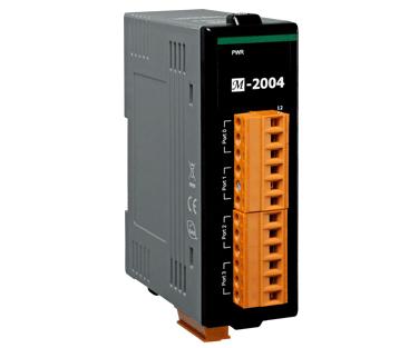 泓格科技 M-2004 4端口菊花链数字温度传感器模块