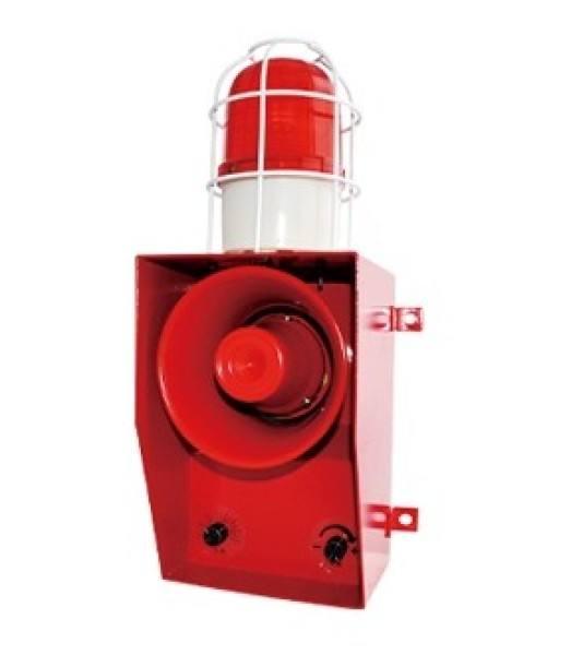 天车用728B型语音声光报警器说明书