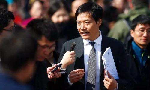 """雷军代表:中国制造业升级需""""创新,质量,设计,互联网+""""四个要点"""