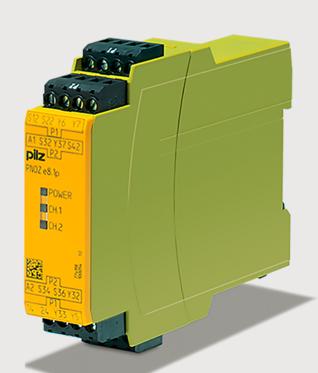 皮尔兹PILZ PNOZ X3 24VAC 24VDC 3n/o 1n/c 1so  774310