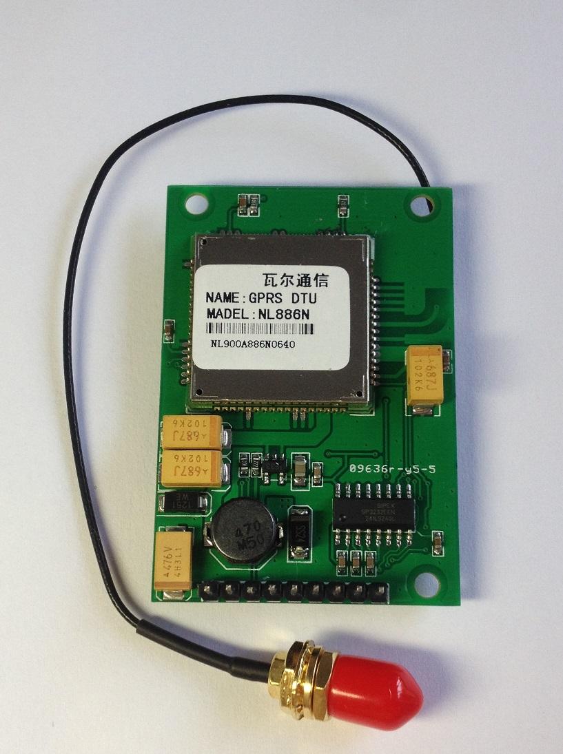 基于嵌入式GPRS DTU模块在共享经济按摩椅系统中应用案例