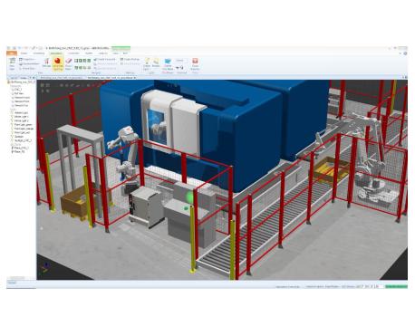 ABB RobotStudio机器人模拟与离线编程软件