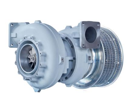 MXP为船用辅机度身定制的涡轮增压器