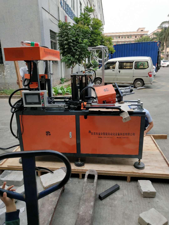 金协JXLJ2-400单机多工位机械手