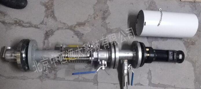 中西dyp 红外线测温仪 型号:BC01-WFD-600RF-D库号:M401183