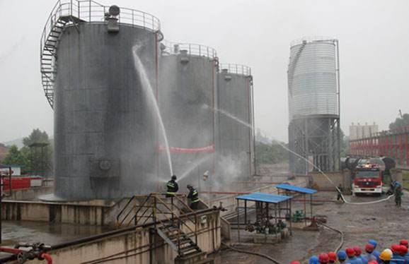 酸碱泄漏检测在化工行业的应用