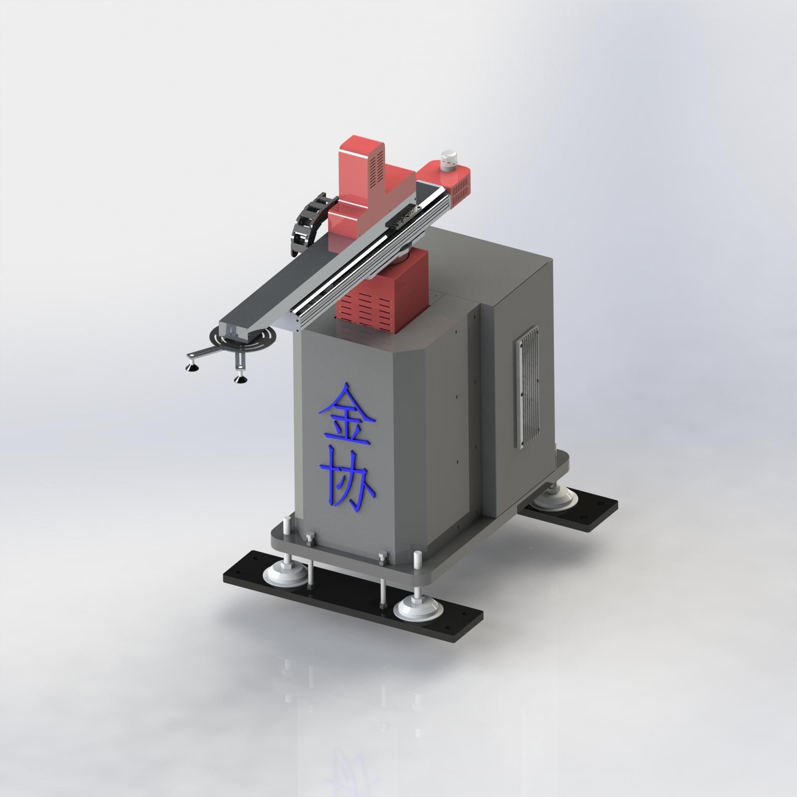 金协 JXDZ-BB4 四轴摆臂机械手