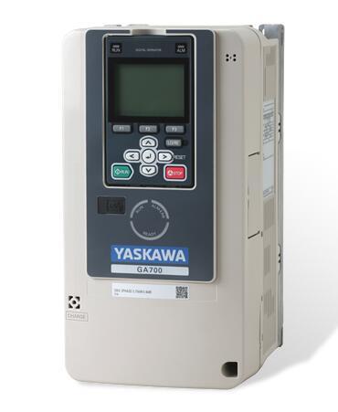 安川变频器  CIPR-GA70B4002ABBA-AAAAAA,三相380V/0.4KW