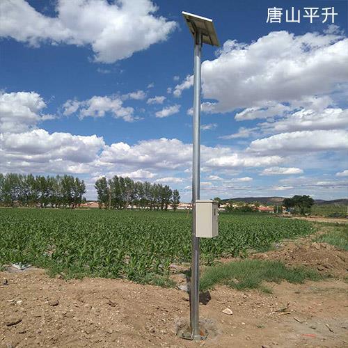 高效节水自动化灌溉系统、灌溉运行监控管理