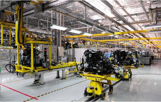 得利捷Matrix 210N赋能汽车制造企业实现自动化生产战略转型