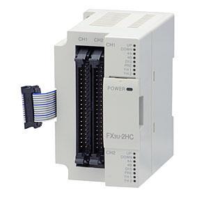 FX3U-2HC 三菱PLC高速计数器块