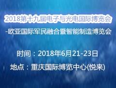 2018第十九届电子与光电国际博览会