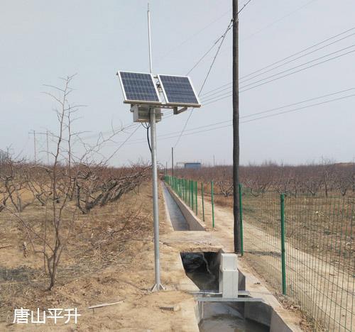 灌区渠首水量监测、灌区渠首取水在线监测