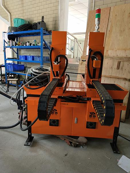 金协 JXDZ2-1000单机多轴锻压机械手 工业机械手  伺服机械手