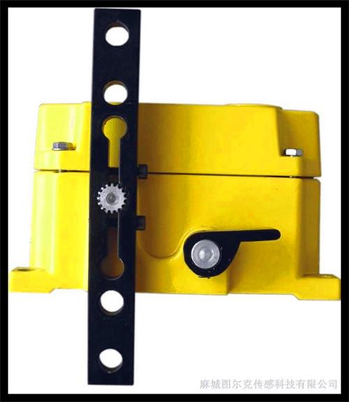 LWS重型拉绳控制开关工作原理