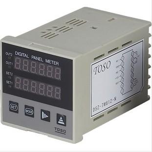 新款胶粘码表 接近开关光电开关用计米表