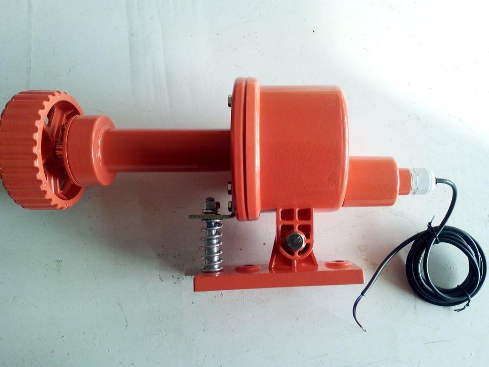 DH80-A速度开关安装介绍