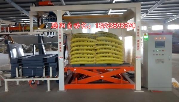 码垛机械手的出现大大提高了包装和打包的效率