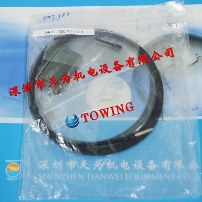 塑料光纤线缆WRBT 2000 K-M4-1.0德国德硕瑞di-soric