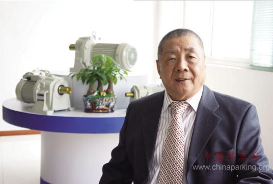 立体车库减速电机第一人访苏州仲益电机设备有限公司董事长郭健胜