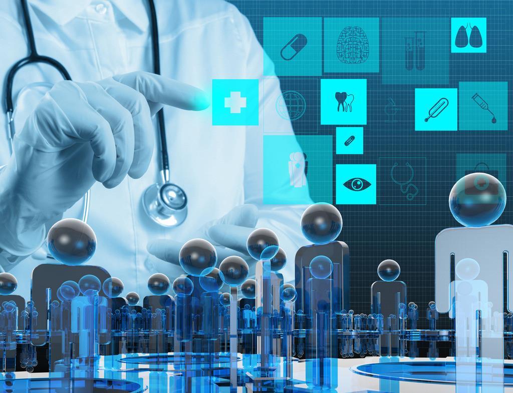 2017年中国医疗IT花费427亿 BAT加速布局
