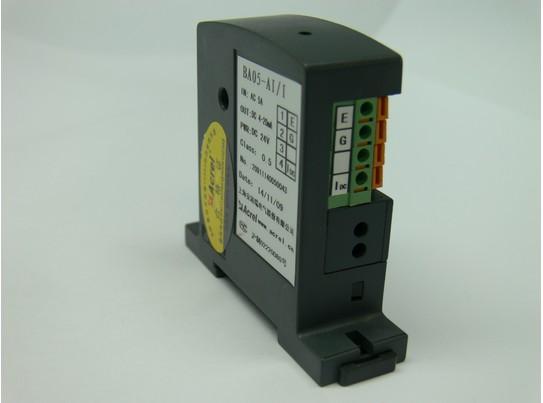 厂家直销 BA05-AI 交流电流传感器 测量范围AC 0-(0.5-10)A