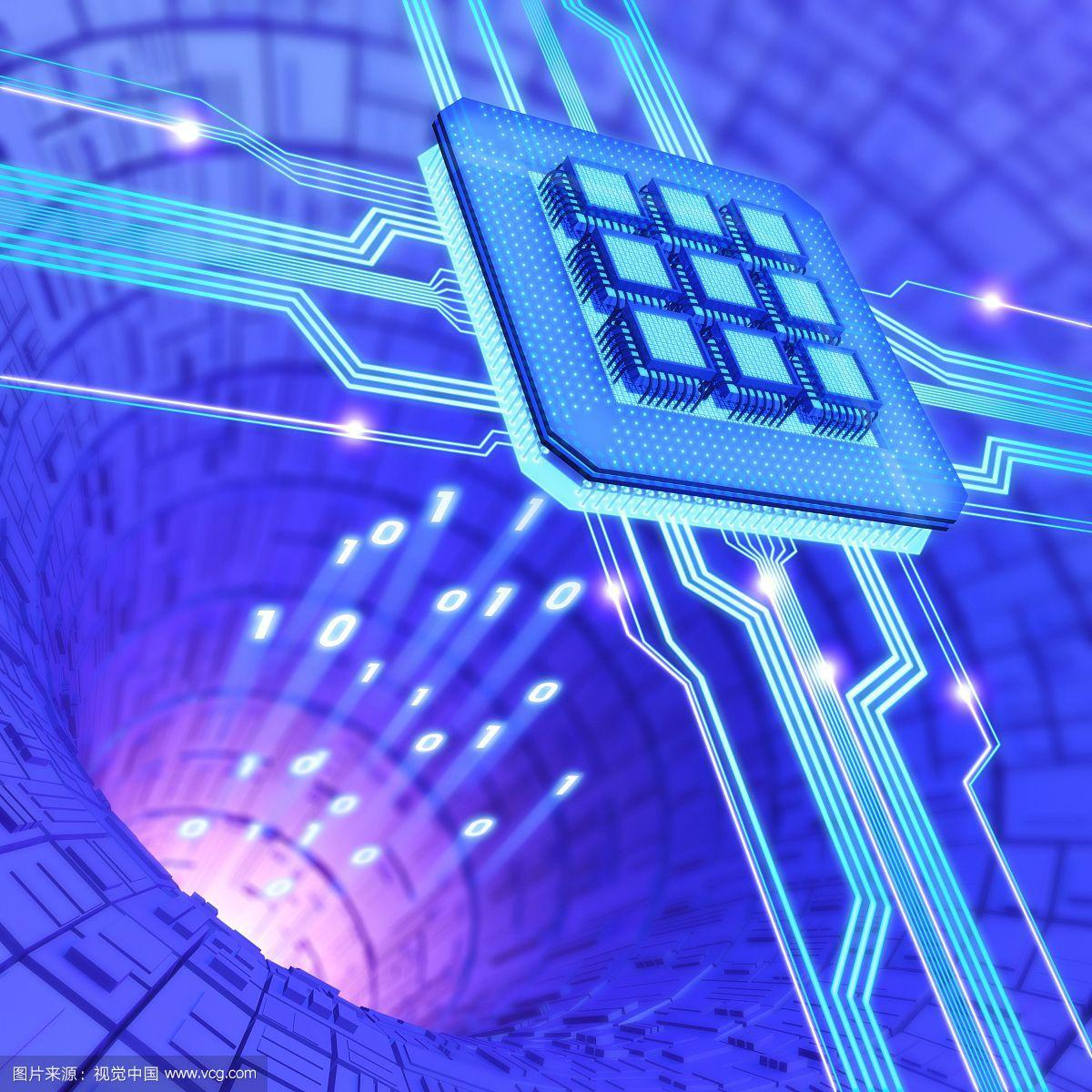 全球半导体销售持续增长:国产自主芯片追赶中