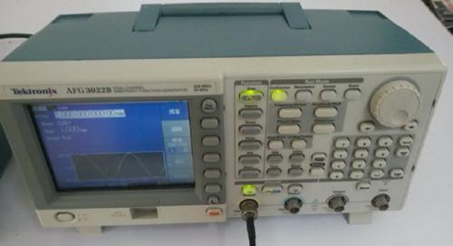 收购AFG3022B安捷伦函数信号发生器