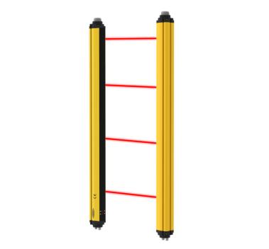 美国邦纳发布EZ-SCREEN SGS 系列安全光栅