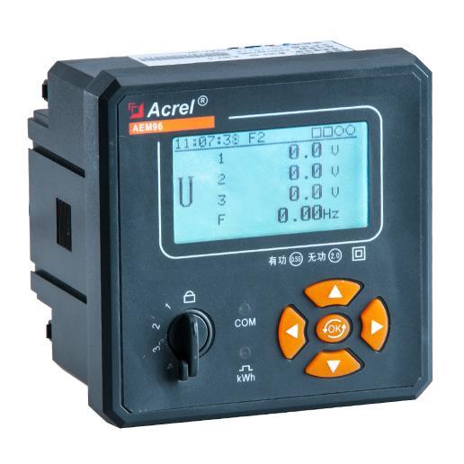嵌入式 谐波含量分析 AEM96-*计量表