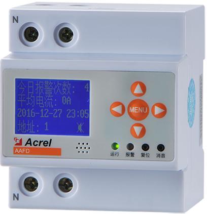 485通讯 液晶显示 1路继电输出 AAFD-32L 故障电弧探测器