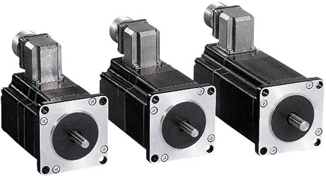 施耐德百格拉三相混合式步进电机系统
