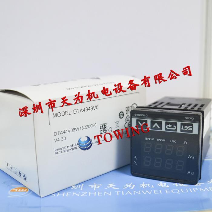 温控器DTA4848V0台湾台达DELTA
