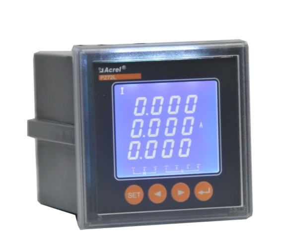 安科瑞热卖仪表 PZ72L-AI3/* 三相电流表
