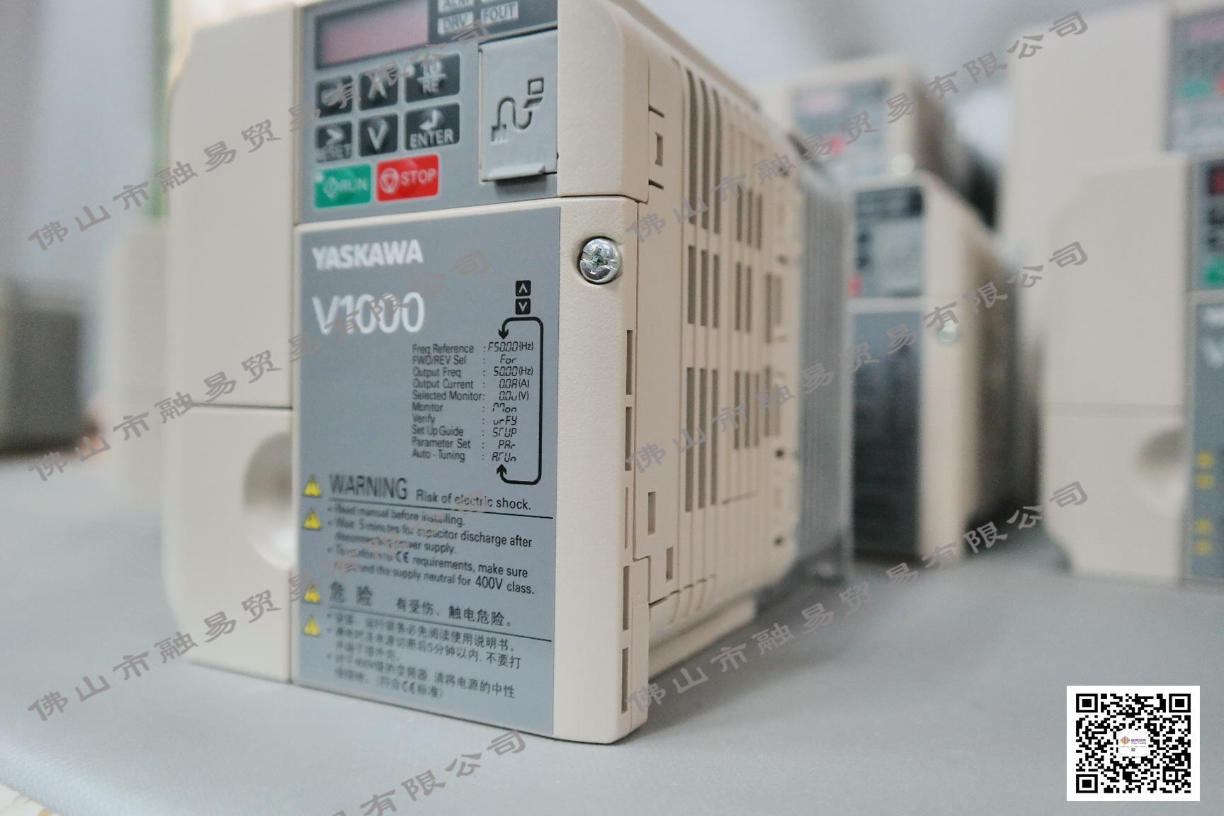 安川变频器CIMR-VB4A0005BBA