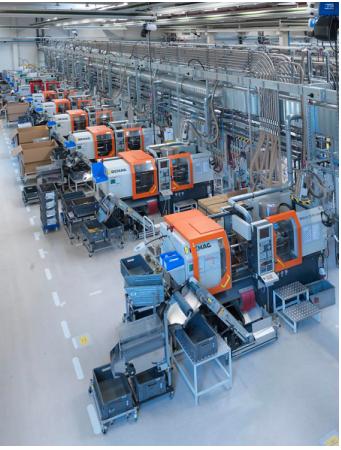 智慧工厂,智能测量    魏德米勒全面能源管理系统带来的益处