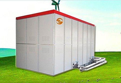 低谷电固体蓄热设备工作原理