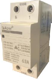 体积小 精度高 ASJ自复式过欠压保护器