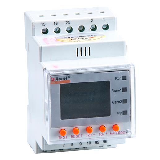 32位高性能CPU ASJ10-AI 电流继电器