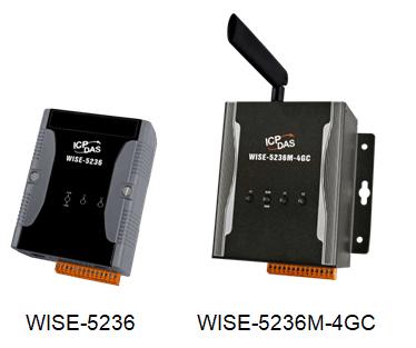 泓格科技新產品上市: WISE-5236系列,加入您的微信智慧生活。