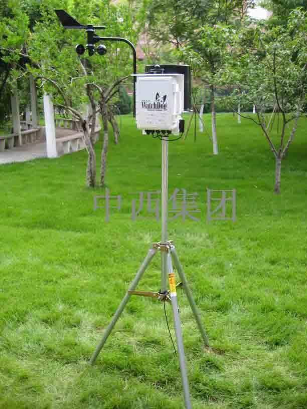 中西dyp 便携式气象站/蒸腾蒸发测量系统   库号:M317288