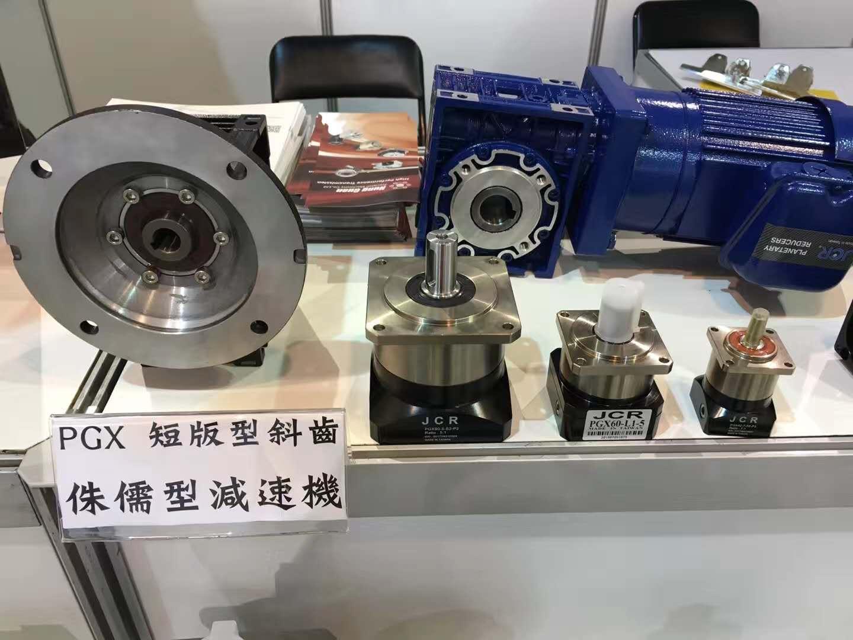 JCR(台湾)晋昌精密行星减速機,中空旋轉平台