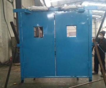 全气动自动风门与全液压自动风门技术方案对比